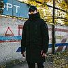 Парка Hangover ST1 Stark Black размер: XL