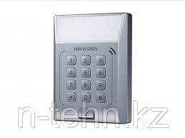 Hikvision DS-K1T801M Терминал доступа со встроенным считывателем Mifare карт