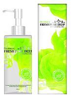 Гидрофильное масло для очищения пор Deoproce Cleansing Oil Fresh Pore Deep