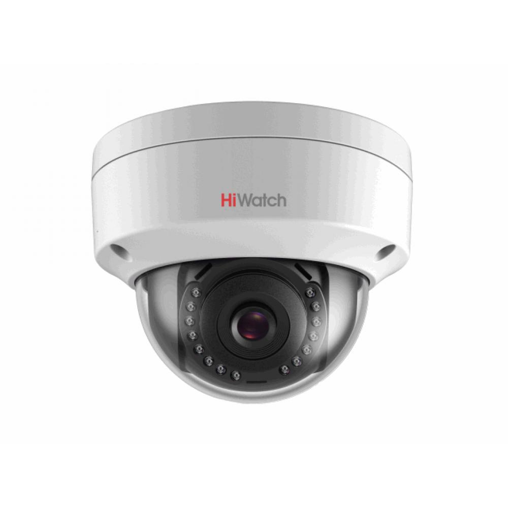 Купольная IP видеокамера HiWatch DS-I202