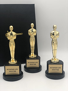 Сувенир из металла «Оскар»