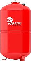 Wester мембранный бак для отопления 100 WRV