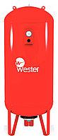 Wester мембранный бак для отопления 750 WRV
