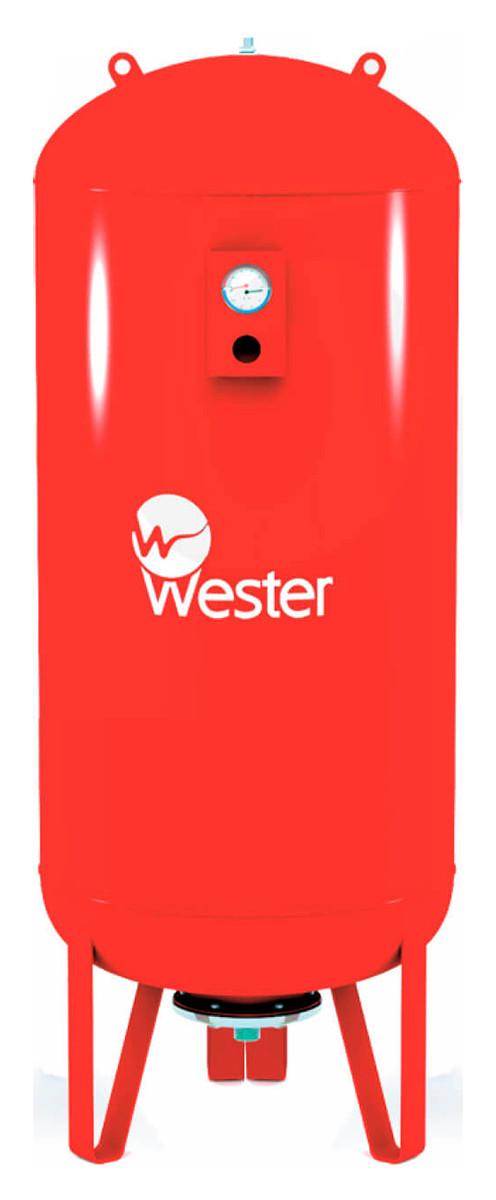 Wester мембранный бак для отопления 1000 WRV