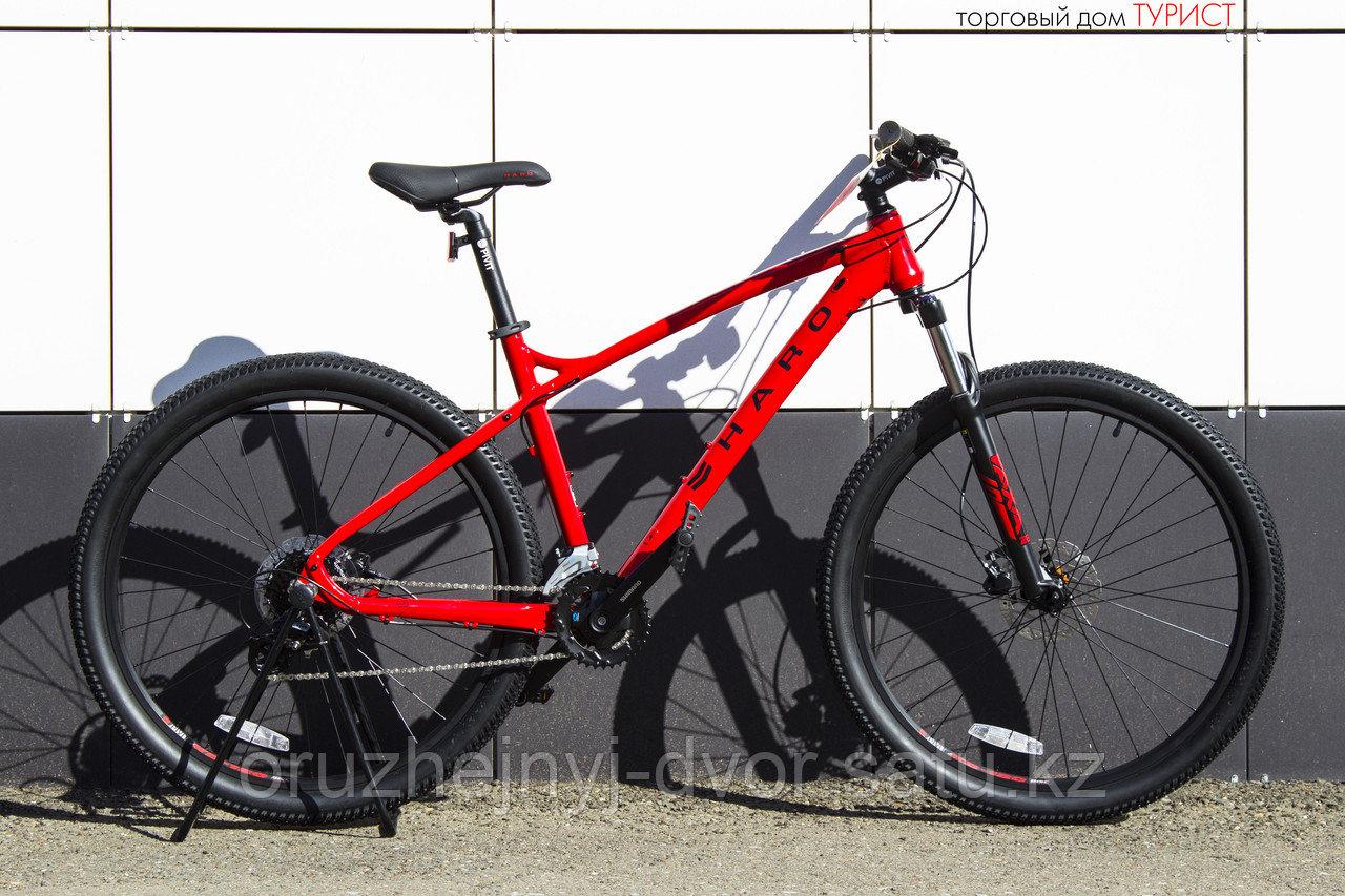 Велосипед Haro Double Peak 27,5