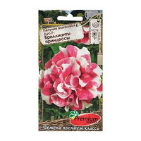 Семена цветов Петуния махровая Дуо Бриллианты принцессы F1, О, 10шт (комплект из 10 шт.)