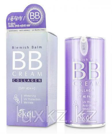 ББ крем с коллагеном Ekel Collagen BB Cream №21 Light Beige
