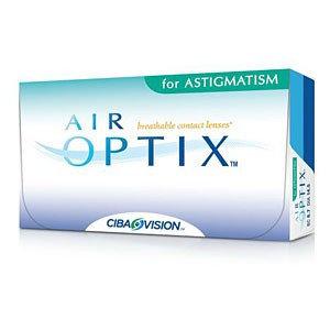 Астигматические линзы Air Optix for Astigmatism, 6шт