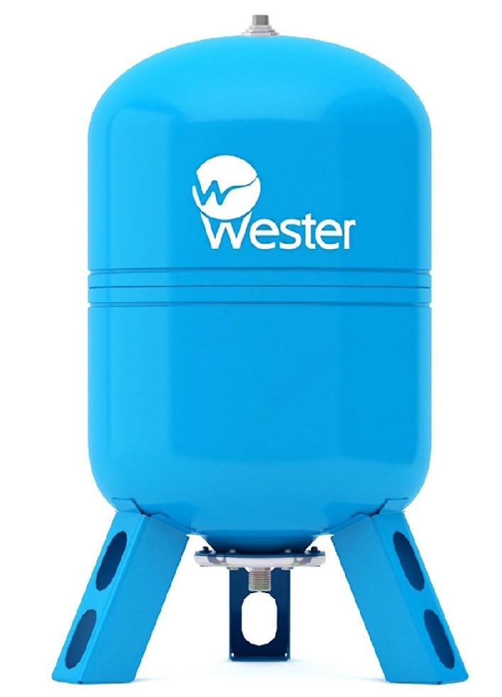Wester мембранный бак для водоснабжения 80 WAV
