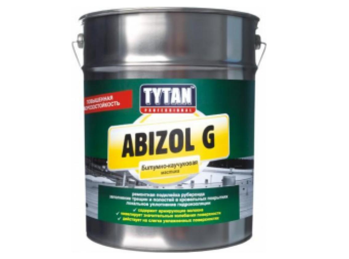 Мастика битумно-каучуковая Tytan Abyzol G