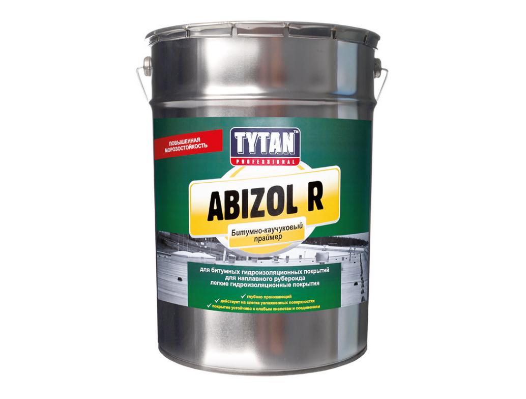 Праймер битумно-каучуковый Tytan Abyzol R