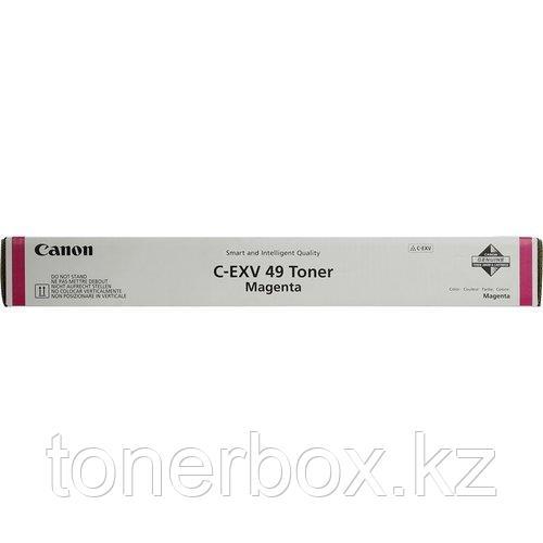 Картридж Canon C-EXV49 magenta