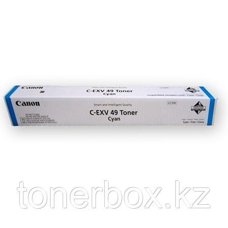 Картридж Canon C-EXV49 cyan