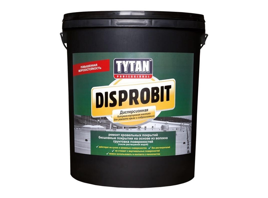 Мастика дисперсионная Tytan Disprobit
