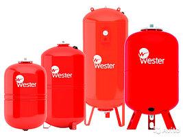 Расширительные мембранные баки для систем отопления (WRV)