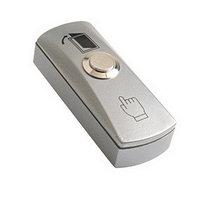 Кнопка выхода металлическая накладная SZHE-K77