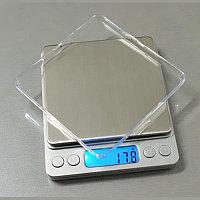 Аптечные электронные весы до 3 кг /0,1 г.