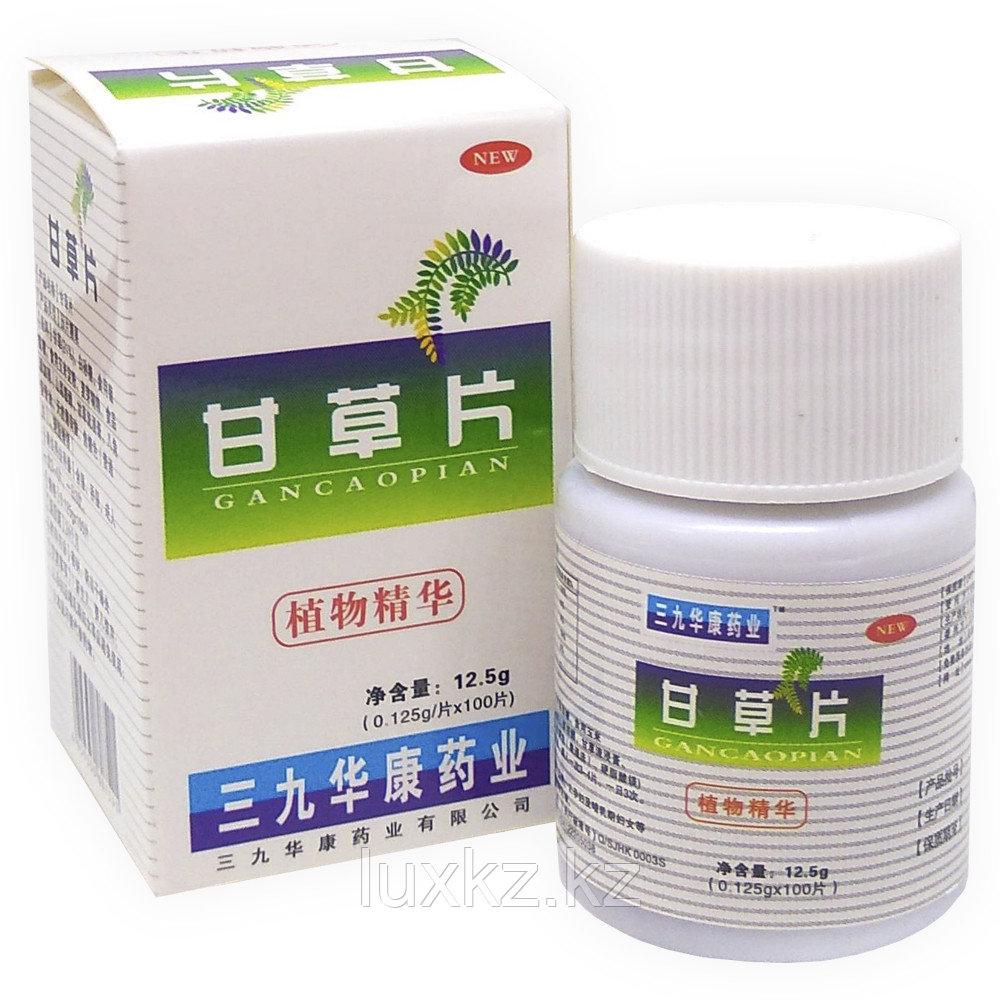 Анисовые таблетки от кашля