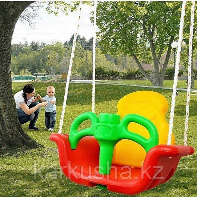 Детские качели подвесные QIANGCHI