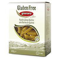 Granoro Макароны без глютена Fusilli Gluten Free 400 гр
