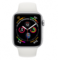 Смарт-часы Apple Watch Series 4 GPS 44mm (A1978 MU6A2GK/A) Silver, фото 1