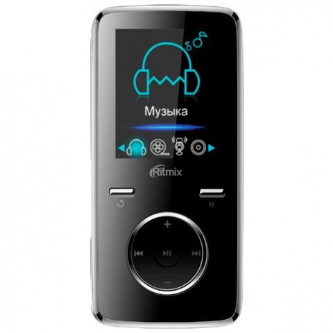 Плеер MP3 с цветным ЖК-дисплеем RITMIX RF-4950 4Gb - фото 1