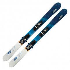 Лыжи для подростков Elan Pinball Pro QS el 7.5 WB shift
