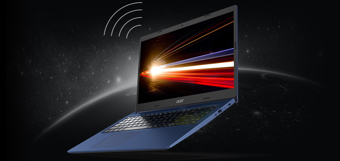 "Ноутбук Acer A315-55KG 15.6"""