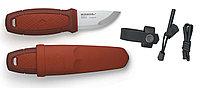 Нож MORAKNIV Мод. ELDRIS RED KIT (паракорд + огниво в компл.) R 15955