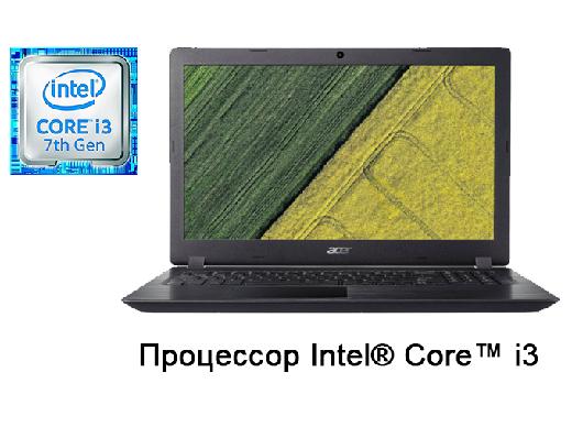Ноутбук Acer A315-54K 15.6