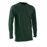 Майка (термо-белье) DEERHUNTER-BAMBOO (длин.рукав)(без ворота)(зеленый)