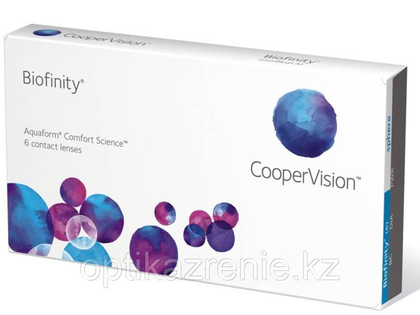 Контактные линзы Biofinity (1 линза)