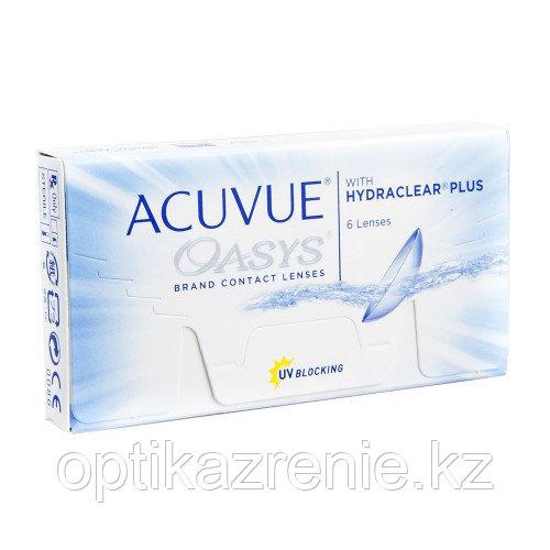 Контактные линзы ACUVUE OASYS (1 линза)