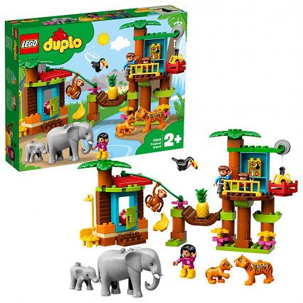 КонструкторыLEGO Конструктор LEGO Duplo  Тропический остров