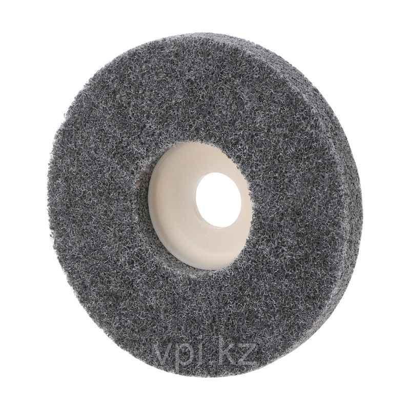 Круг шлифовальный из нейлона, серый 125*12*22