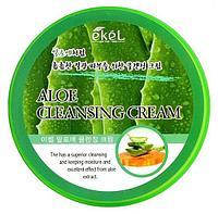 Очищающий крем с экстрактом алоэ Ekel Aloe Cleansing Cream
