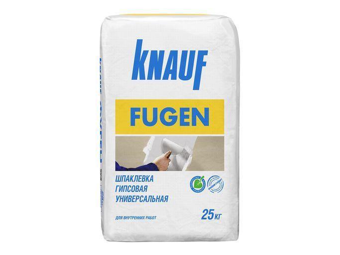 Шпаклевка гипсовая Knauf Фуген