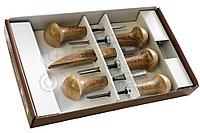 Набор из 5 Резцов и ножа в картонной коробке 823000, 823300, 823400, 822510, 823500, 823600