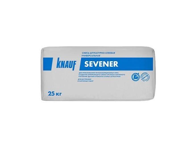 Штукатурно-клеевая смесь Knauf Севенер