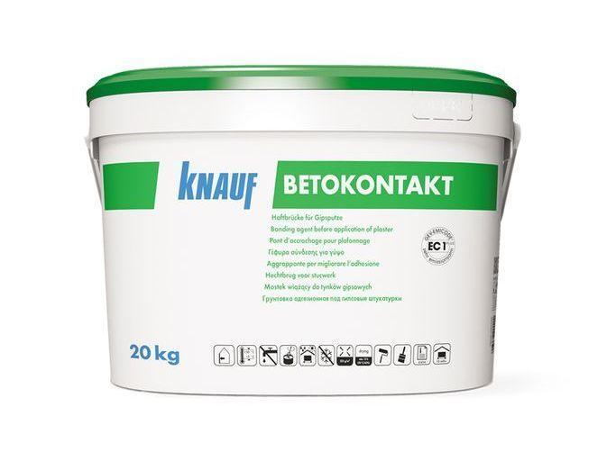 Грунтовка адгезионная Knauf Бетоконтакт