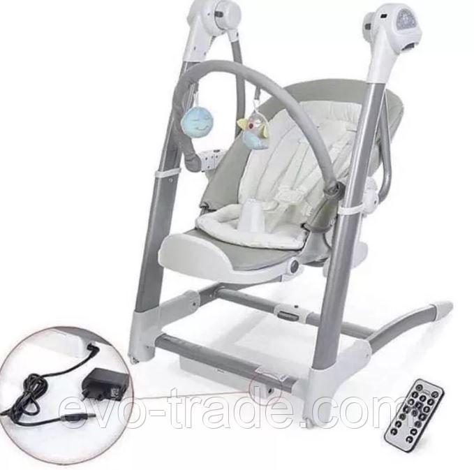 Детский стульчик для кормления 3в1 Maribel 116