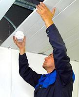 Монтаж и установка систем охранно-пожарной сигнализации