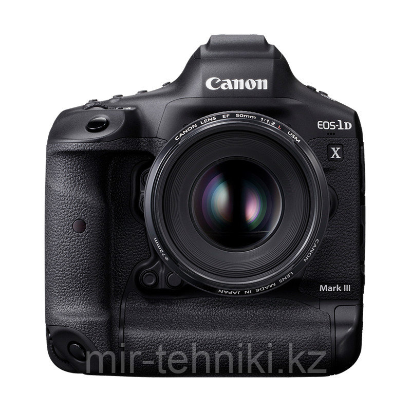 Фотоаппарат Canon 1DX Mark III Body