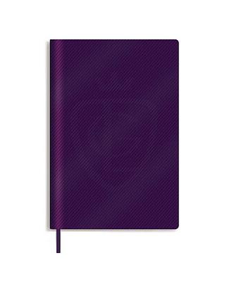 """Ежедневник недатированный Greenwich Line """"Royal book"""", A5, 80 л., фиолетовый"""