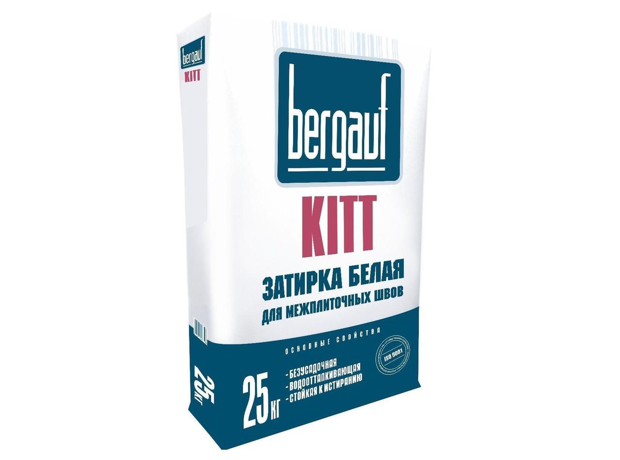 Затирка для межплиточных швов Bergauf Kitt