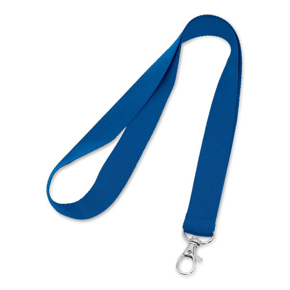Ланьярд | Синий | 2 см.