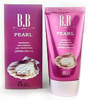 ББ крем с жемчужным экстрактом Ekel BB Cream Pearl