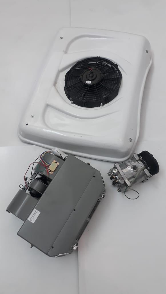 Авто кондиционер на Краз (универсальный комплект) оптом и в розницу