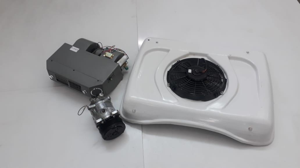 Авто кондиционер на Маз (универсальный комплект) оптом и в розницу