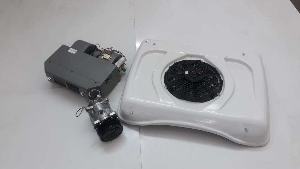 Авто кондиционер на все виды автомобилей (универсальный комплект) оптом и в розницу